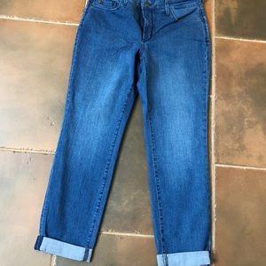 NYDJ Jessica Relaxed Boyfriend Jeans - new